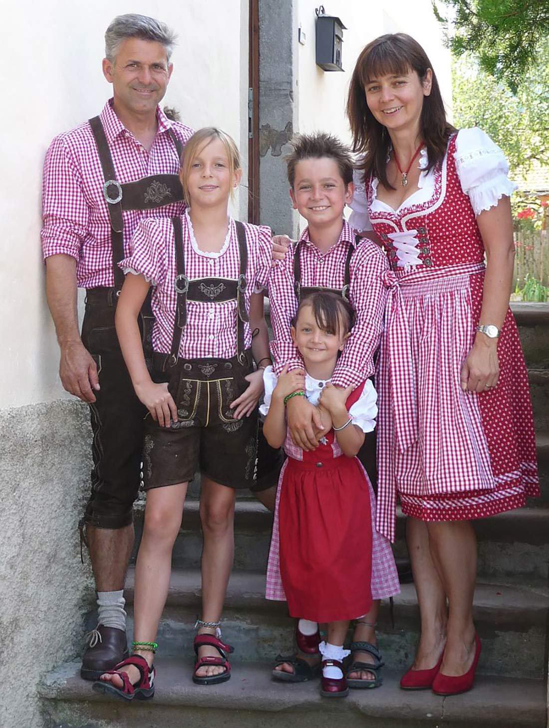 La famiglia Pichler