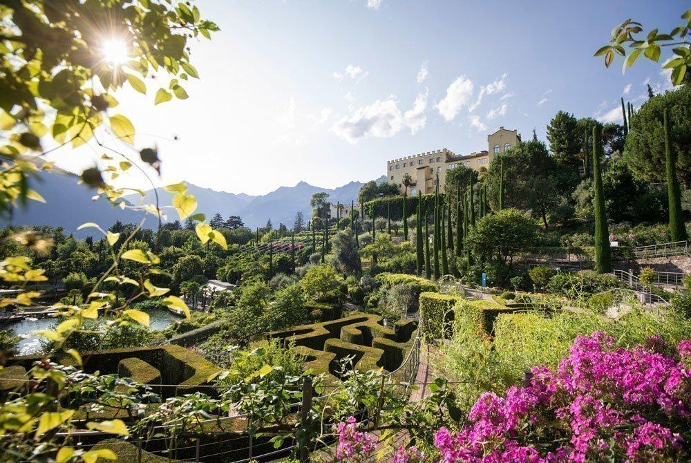 Giardino botanico di Castel Trauttmansdorff