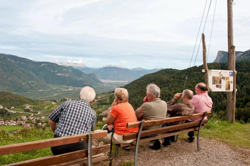 Viaggi per anziani in Alto Adige: cime scoscese e dolci vallate