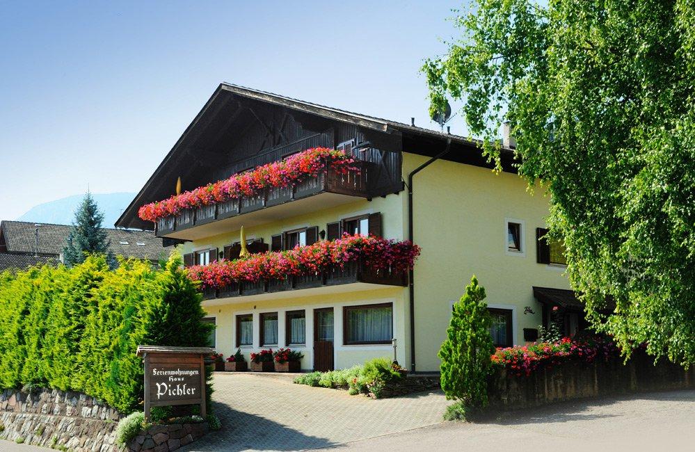 Urlaub in der Residence Pichler – Tisens/ Südtirol